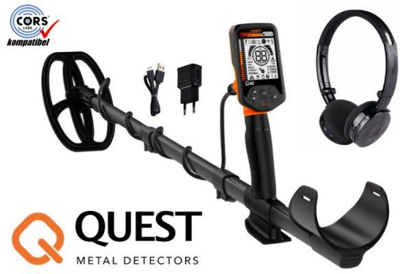 Quest Q40 Ratenkauf